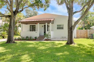 Tampa Single Family Home Pending: 409 Erie Avenue