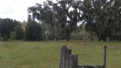 Plant City Residential Lots & Land For Sale: Justin