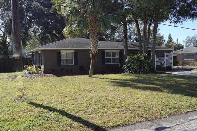 Tampa Single Family Home For Sale: 3914 W San Miguel Street