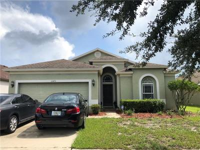 Wimauma Single Family Home For Sale: 10870 Standing Stone Drive