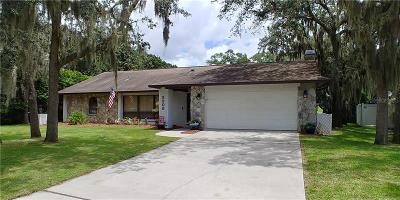 Plant City Single Family Home For Sale: 3208 Thackery Way