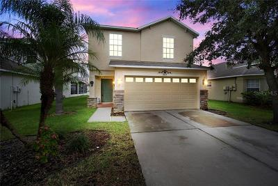 Riverview Single Family Home For Sale: 13457 Fladgate Mark