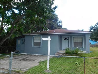 Tampa Single Family Home For Sale: 3003 N 52nd Street