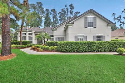 Lake Mary Single Family Home For Sale: 1843 Redwood Grove Terrace