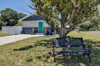 Tampa Single Family Home For Sale: 7201 S Sparkman Street