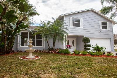 Tampa Single Family Home For Sale: 6906 Shady Place