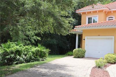 New Port Richey Townhouse For Sale: 7352 Newburns Place