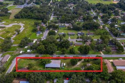 Dade City Mobile/Manufactured For Sale: 14849 15th Street