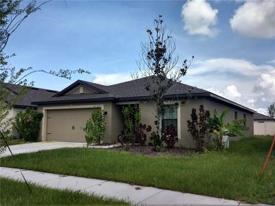 Ruskin Single Family Home For Sale: 637 Chatham Walk Drive