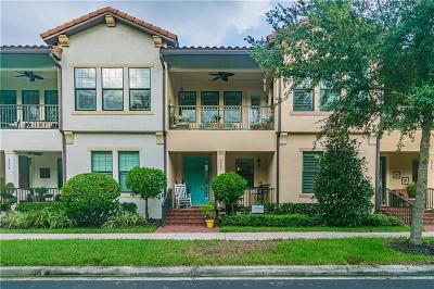 Tampa Townhouse For Sale: 5907 Printery Street
