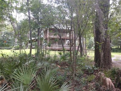 Dade City Residential Lots & Land For Sale: 16334 Iola Woods Trail