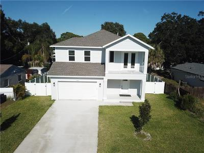 Tampa Single Family Home For Sale: 4203 W Bay Villa Avenue