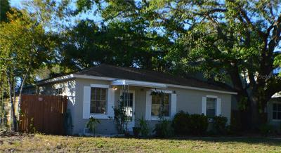 Tampa Single Family Home For Sale: 4317 S Trask Street