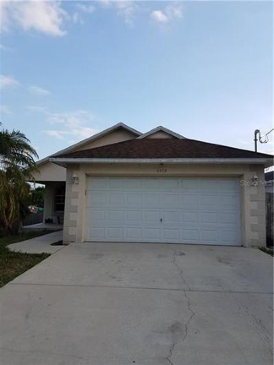 Pinellas Park Single Family Home For Sale: 6492 76th Avenue N
