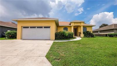 Winter Haven Single Family Home For Sale: 454 Archaic Drive