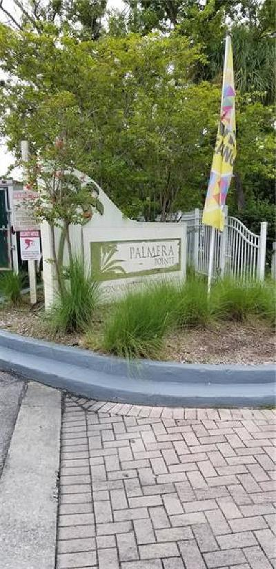 Tampa Condo For Sale: 7505 Palmera Pointe Circle #101