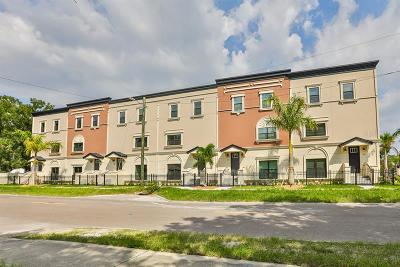 Tampa Townhouse For Sale: 3421 Horatio Street W #102