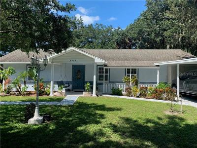 Riverview Single Family Home For Sale: 8203 Fernvale Street