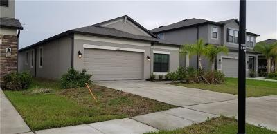 Riverview Single Family Home For Sale: 11445 Amapola Bloom Court