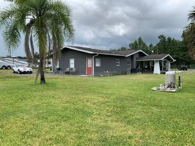 Plant City Commercial For Sale: 3603 State Road 574
