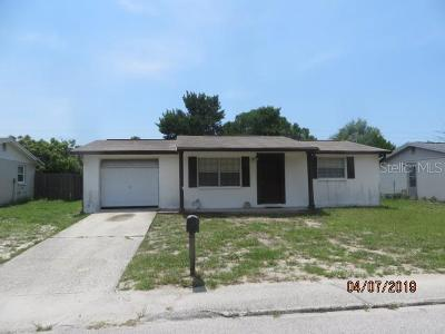 Port Richey Single Family Home For Sale: 9821 Richwood Lane