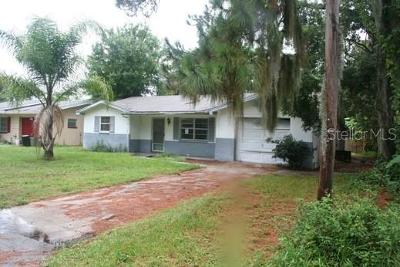 New Port Richey, New Port Richie Single Family Home For Sale: 7339 Donna Drive