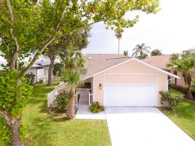 New Port Richey Single Family Home For Sale: 4431 Gulfside Drive