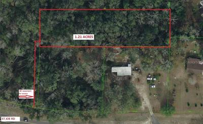 Dade City Residential Lots & Land For Sale: 0 Saint Joe Road