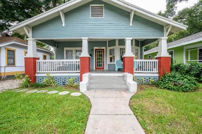Tampa Single Family Home For Sale: 310 E Hanna Avenue