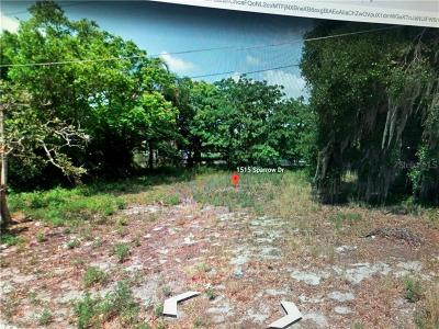 Lakeland Residential Lots & Land For Sale: 1515 Sparrow Drive