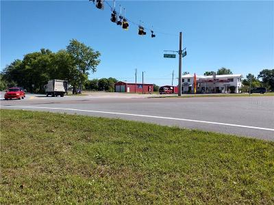 Brooksville Residential Lots & Land For Sale: 16460 Ponce De Leon Boulevard
