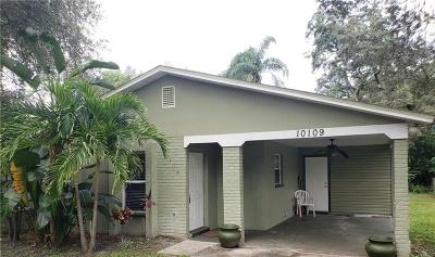 Tampa Single Family Home For Sale: 10109 N Annette Avenue