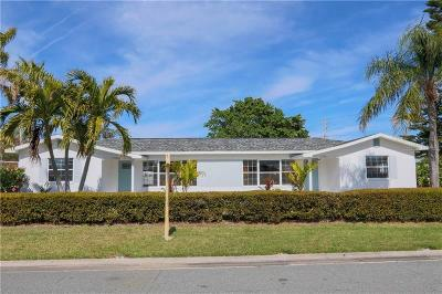 Treasure Island Duplex For Sale: 11225 2nd Street E