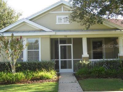 Apollo Beach Villa For Sale: 208 Oceania Court