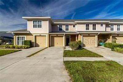 Tampa Townhouse For Sale: 5907 Leopardstown Drive