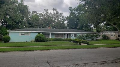 Tampa Single Family Home For Sale: 202 S Shore Crest Drive