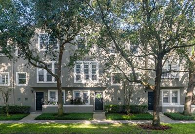 Tampa Townhouse For Sale: 503 S Willow Avenue