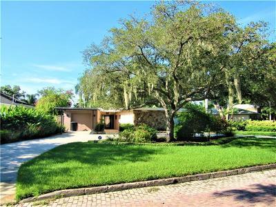 St Petersburg Single Family Home For Sale: 241 Rafael Boulevard NE