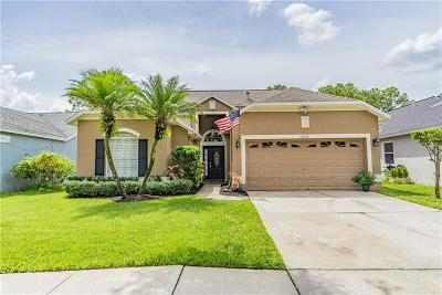 Tampa Single Family Home For Sale: 10326 Springrose Drive