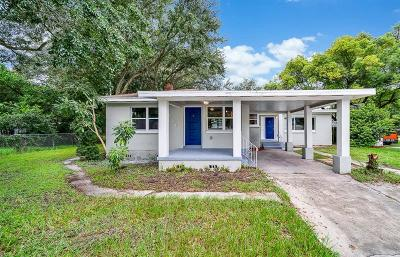 Tampa FL Single Family Home For Sale: $289,900