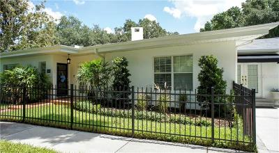 Tampa Single Family Home For Sale: 402 S Royal Poinciana Drive
