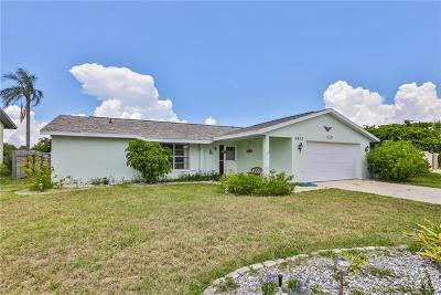 Apollo Beach Single Family Home For Sale: 6512 Abaco Drive