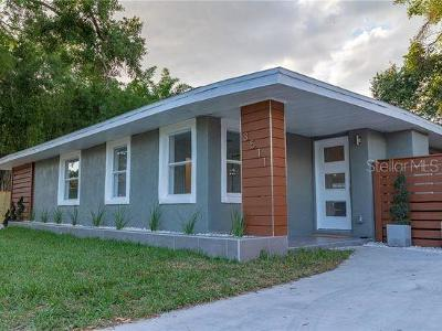 Tampa Single Family Home For Sale: 3511 W Azeele Street