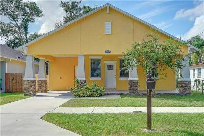 Tampa Single Family Home For Sale: 306 W Comanche Avenue #1/2