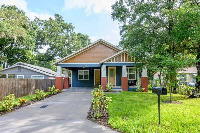 Hernando County, Hillsborough County, Pasco County, Pinellas County Single Family Home For Sale: 6813 Lyman Avenue