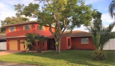 Oldsmar Single Family Home For Sale: 1701 Mapleleaf Boulevard
