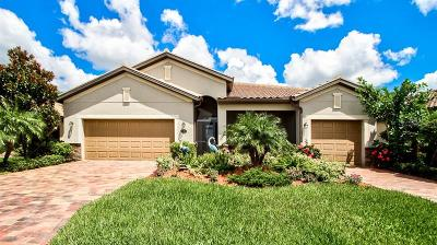 Bradenton Single Family Home For Sale: 6462 Willowshire Way