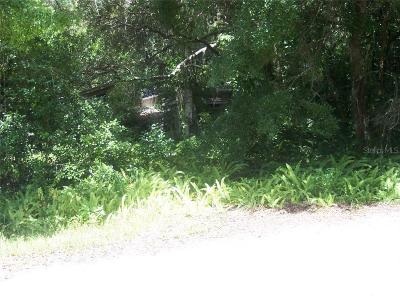 Tampa Residential Lots & Land For Sale: W Grove Street W