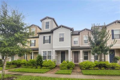 Winter Garden Townhouse For Sale: 7357 Duxbury Lane