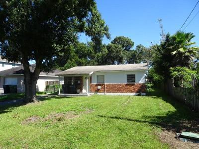 Tampa Single Family Home For Sale: 3605 W Iowa Avenue